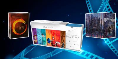 Ofertas de la semana: El Hobbit, Pixar y Harry Potter (10 de julio)