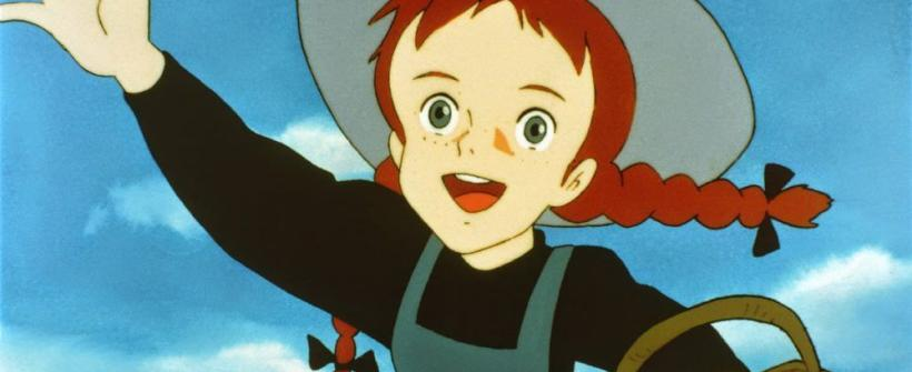 Anne Of Green Gables - El primer episodio del anime