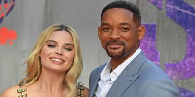 Fans creen que Will Smith tuvo un romance con Margot Robbie y por eso no regresó a The Suicide Squad