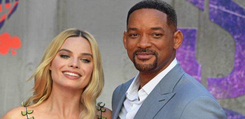 Fans creen que Will Smith tuvo un romance con Margot Robbie y por eso no regresó a The Suicide Squad