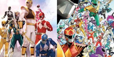 Power Rangers: primeras imágenes y detalles de la nueva Mighty Morphin revelan al misterioso Green Ranger