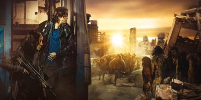 Estación Zombie 2: Península | Primera reseña alaba sus escenas de acción y las compara con Mad Max