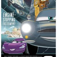 Póster oficial de Cars 2 (2011)
