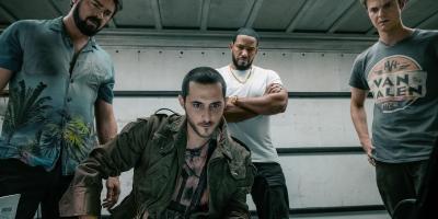 Comic-Con at Home   Confirman tercera temporada de The Boys