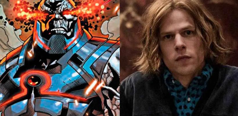 Justice-Con: Actor de Darkseid revela si su personaje unirá fuerzas con Lex Luthor en el Snyder Cut