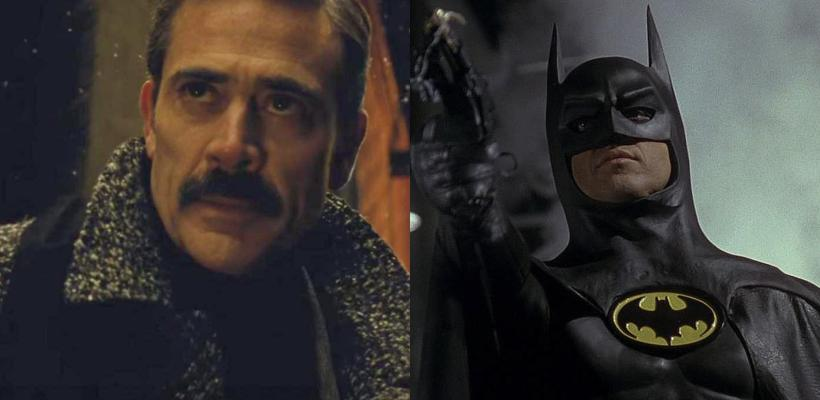 The Flash: Jeffrey Dean Morgan asegura que Michael Keaton le robó el papel de Batman