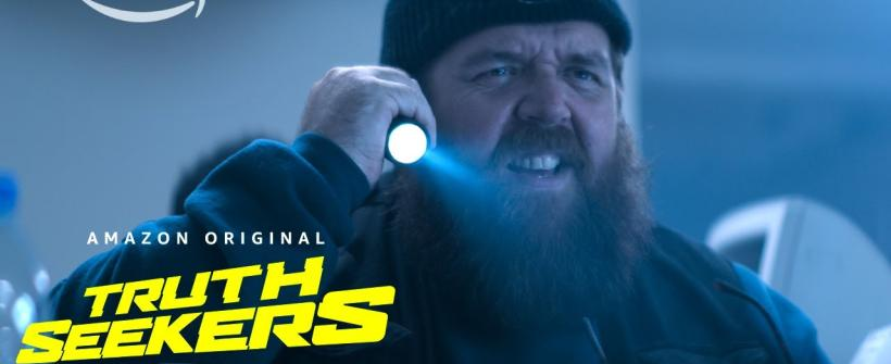 Truth Seekers, temporada 1 - Teaser tráiler Comic-Con at Home