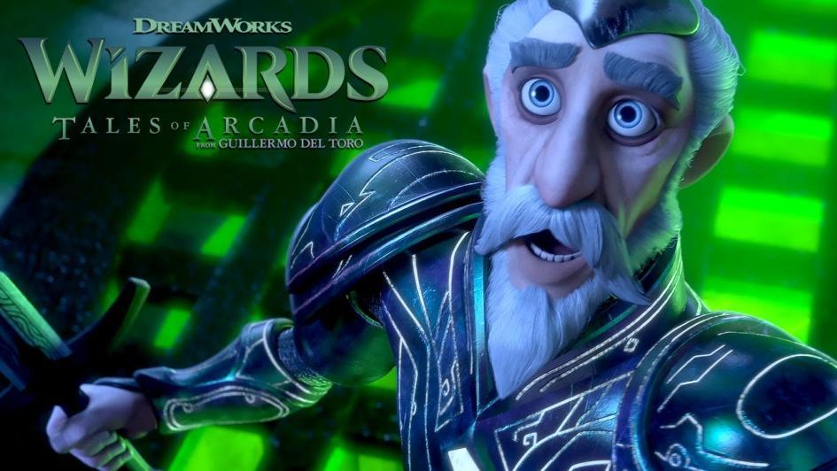 Wizards: Tales of Arcadia Temporada 01 Audio Latino