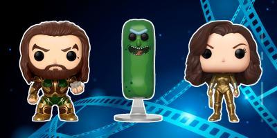 Ofertas de la semana: Los mejores Funko Pop! de Comic-Con at Home 2020