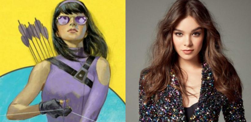 Hailee Steinfeld habría firmado con Marvel Studios para interpretar a Kate Bishop en Hawkeye