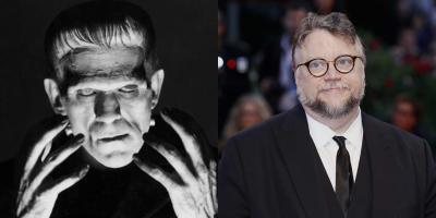 Guillermo del Toro quiere hacer una trilogía de Frankenstein