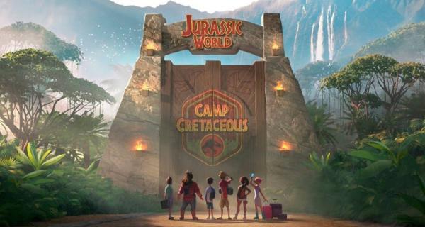 Jurassic World: Campamento Cretácico - Tráiler oficial en español
