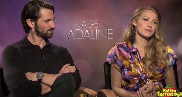 Entrevista con Blake Lively y Michiel Huisman de El Secreto de Adaline