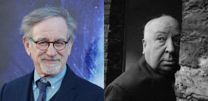 Alfred Hitchcock se negó a darle la mano a Steven Spielberg porque odiaba Tiburón