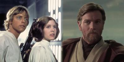 Star Wars: Luke y Leia aparecerían en la serie de Obi-Wan de Disney Plus