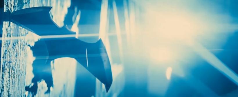 Batman vs. Superman: El Origen de la Justicia - La primera aparición de Batman