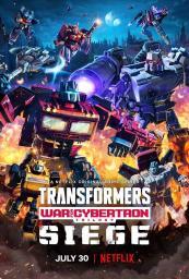 Transformers: La guerra por Cybertron - Trilogía: El asedio