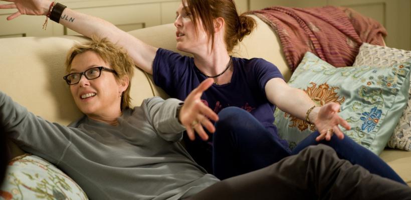 Julianne Moore se arrepiente de haber interpretado a una lesbiana en Los Niños están Bien