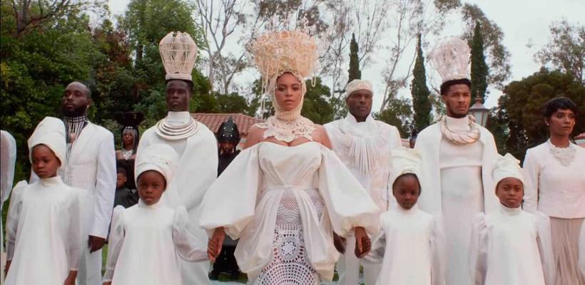Black Is King, de Beyoncé, ya tiene calificación de la crítica