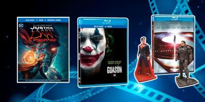 Ofertas de la semana (3 de agosto de 2020): Especial Blu-Ray de DC