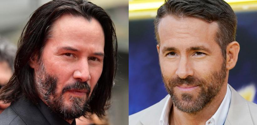 Keanu Reeves y Ryan Reynolds podrían protagonizar nueva película del MCU