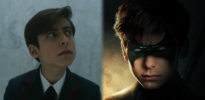 Fans exigen que Aidan Gallagher (The Umbrella Academy) interprete al nuevo Robin