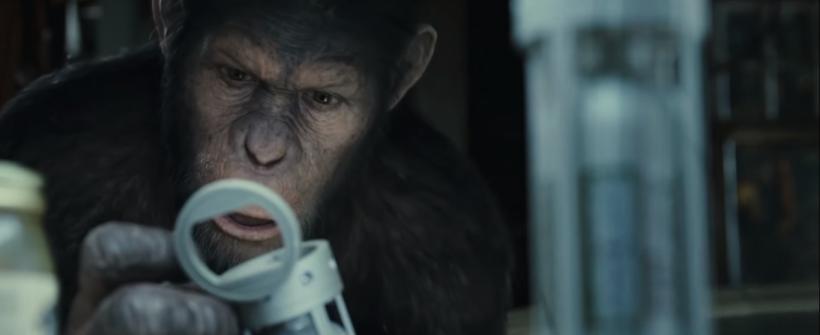 Planeta de los Simios (R)evolución  - Tráiler oficial
