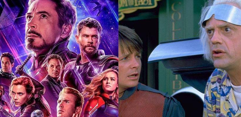 Guionista de Volver al Futuro responde a la burla de Avengers: Endgame