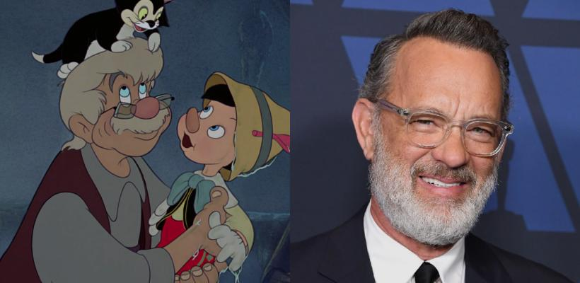 Tom Hanks podría ser Geppetto en el live-action de Pinocho
