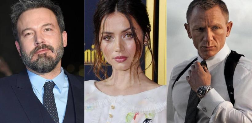 Ben Affleck tendría prohibido asistir a la premiere de No Time to Die