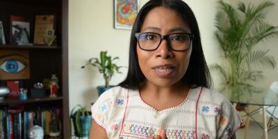 Yalitza Aparicio comparte su primer video como YouTuber