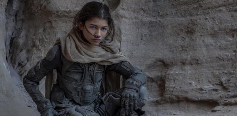 Zendaya confirma que ya vio el tráiler de Dune y es espectacular