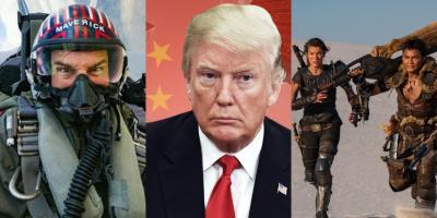 Prohibiciones de Donald Trump a TikTok y WeChat afectarían a Top Gun: Maverick y otras películas