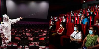La experiencia de asistir al cine en China que podría replicarse en México