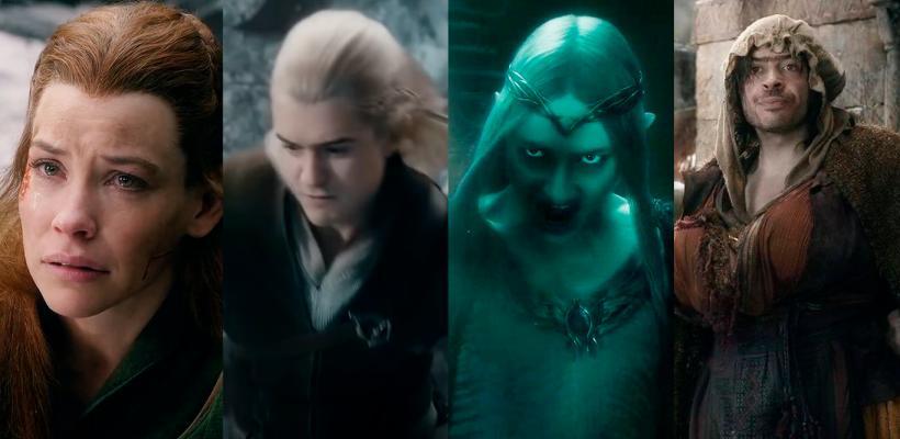 El Hobbit | Momentos de la trilogía que dan pena ajena