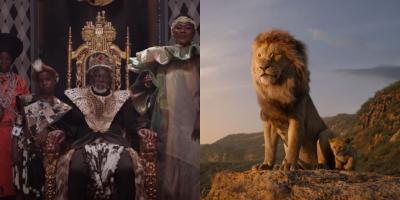 Black Is King: Beyoncé es elogiada por superar al live-action de El Rey León