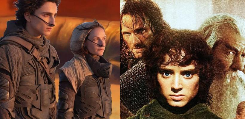 Dune: director de arte asegura que la película será tan grandiosa como El Señor de los Anillos