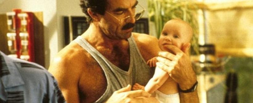 Tres Hombres y un Bebé (1987) | Tráiler oficial