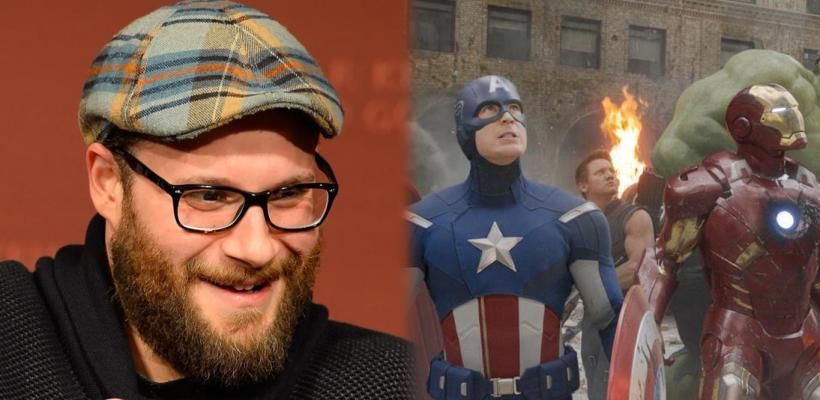 Seth Rogen dice que la comedia de Marvel es el estándar para el cine de ese género