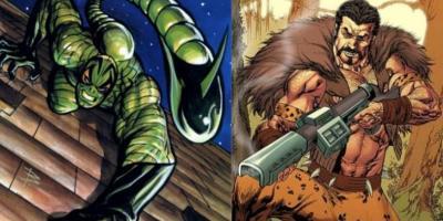 Escorpión y Kraven el Cazador podrían ser los villanos de Spider-Man 3