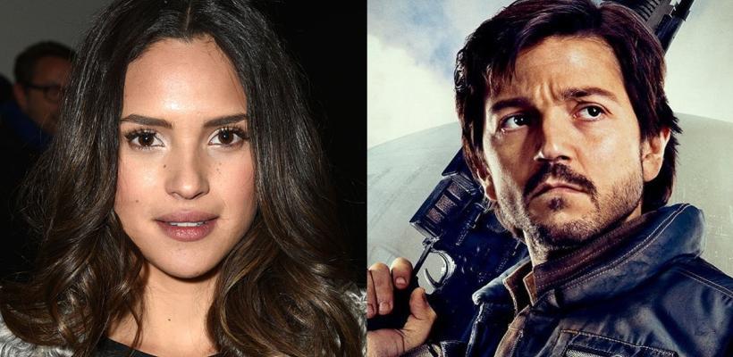 Star Wars: Adria Arjona, hija del cantante Ricardo Arjona, co-protagonizará serie de Cassian Andor