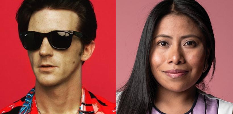 Drake Bell quiere a Yalitza Aparicio en su nueva película romántica