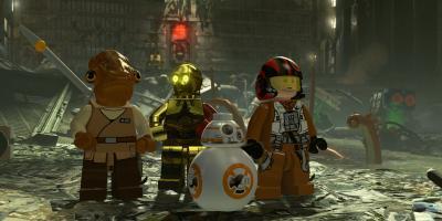 Star Wars prepara otro especial navideño de Lego para Disney Plus