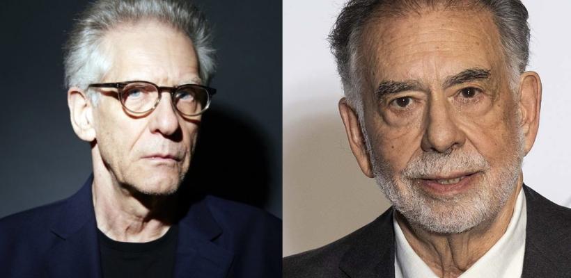Francis Ford Coppola se negó a premiar Crash de David Cronenberg en Cannes de 1996