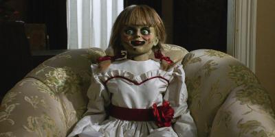 """Annabelle se vuelve tendencia y aterroriza a internautas por la noticia de que """"escapó"""""""