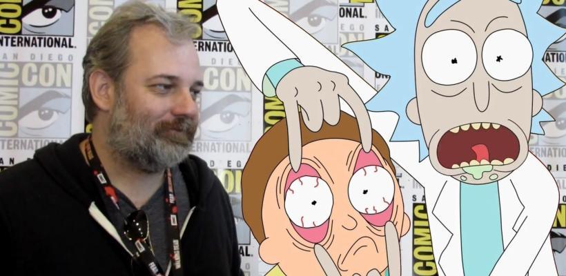 Piden cancelar Rick and Morty por video ofensivo donde el co-creador interpreta a un violador de bebés