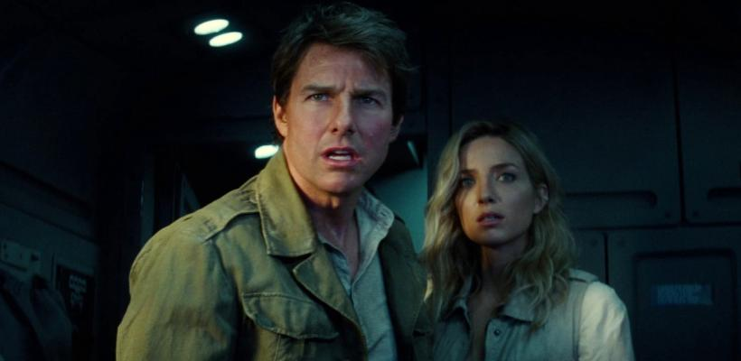 Co-protagonista de La Momia dice que a Tom Cruise le gusta correr solo en pantalla