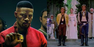 Jamie Foxx revela que Star Wars lo inspiró a protagonizar Proyecto Power