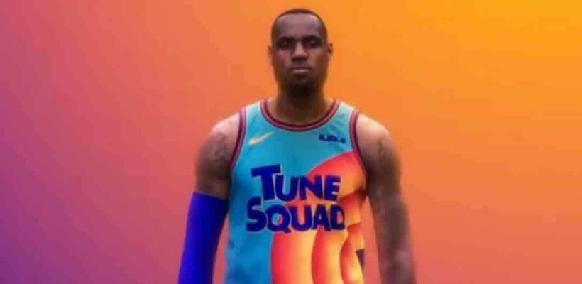 Space Jam: A New Legacy: Se revela el primer vistazo del nuevo jersey de Tune Squad
