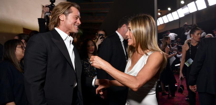 Brad Pitt y Jennifer Aniston se reunirán en un nuevo proyecto